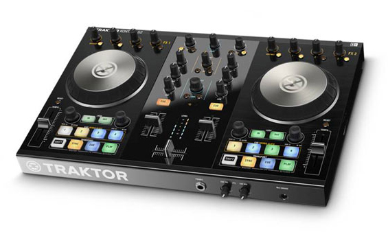 Native instruments B-STOCK TRAKTOR KONTROL S2 MKII LIGHT