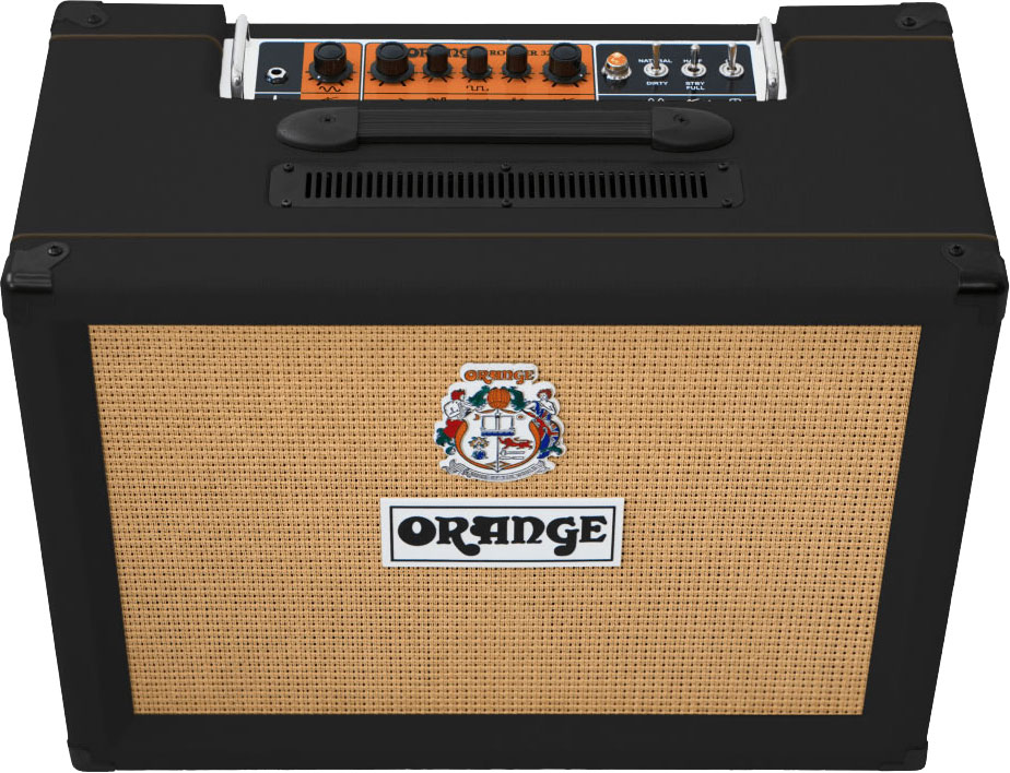 Orange ROCKER 32 BK