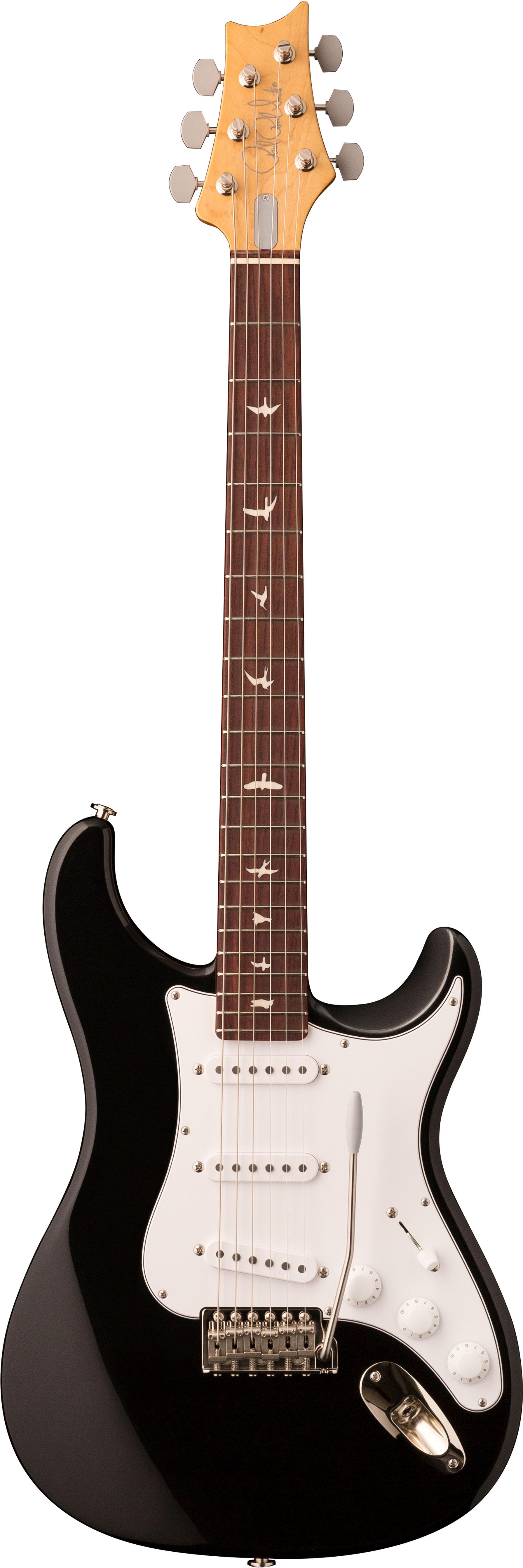 Prs guitars JM SILVER SKY ONYX