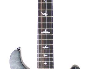 Prs guitars SE CUSTOM 24 SATIN QUILT STEALTH GREY BLACK