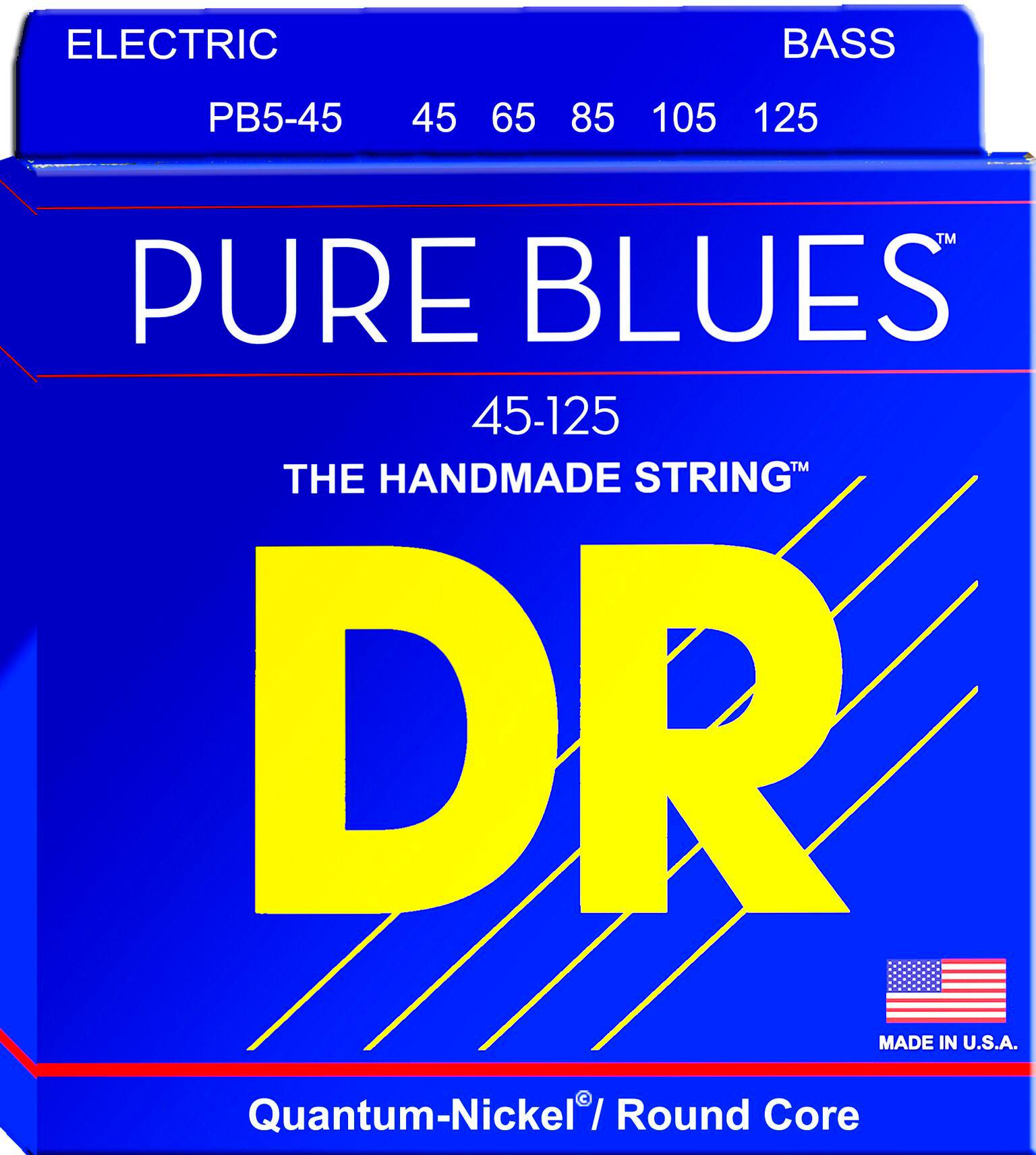 Dr PB5-45 PURE BLUES